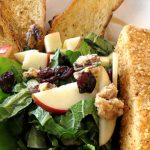 Brie And Apple Salad